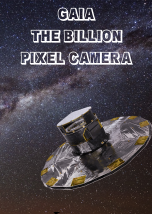 Gaia The Billion Pixel Camera
