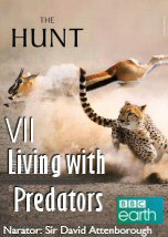 Living with Predators. Conservation